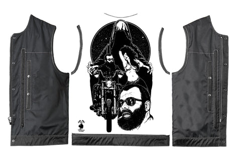 George Jeffreys Custom Vest