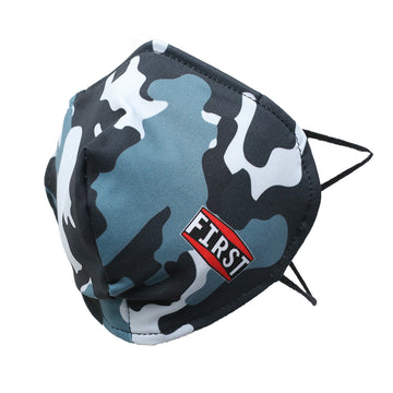 Camo Face Mask (5pcs pack)