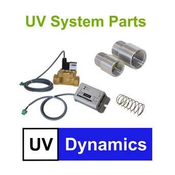 UV Dynamics Parts for UV Water Disinfection and Filtration Systems