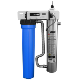h20parts2go.com UV Dynamics,Integrated Water Filtration System,20'',1,UVD 245,2.5'' x 20'',8gpm or (30L/min) ,MR245-TP1S/200
