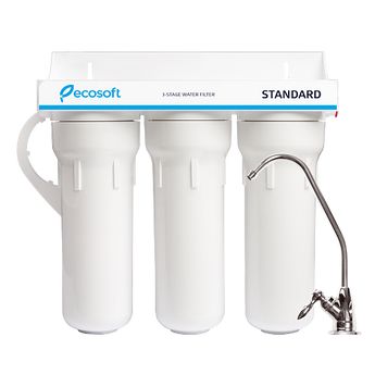 h20parts2go.com Ecosoft, water filter system for home, office cabin, RV