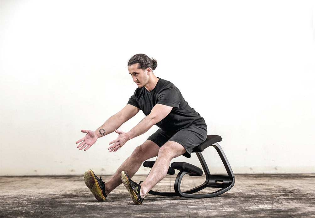 Exercise Guide Seated Forward Reach
