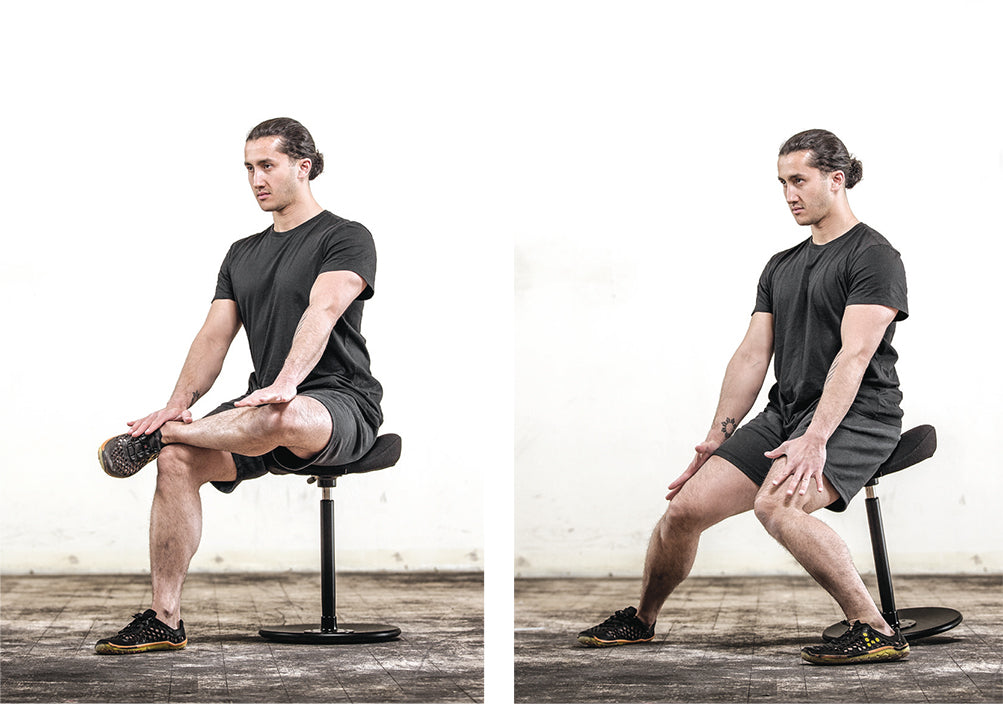 Exercise Guide Seated Deep Hip-rotator