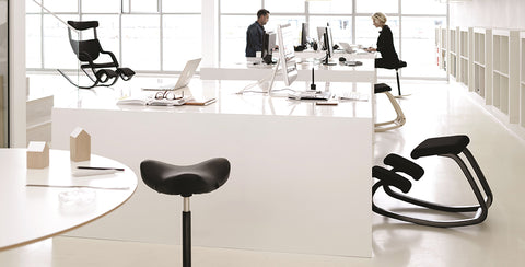 Varier Ergonomic, Movement Chairs For Active Sitting
