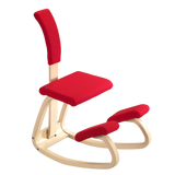 red-backrest
