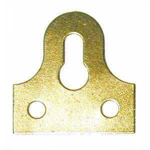 1040 mirror hanging plate - ABC Ironmongery