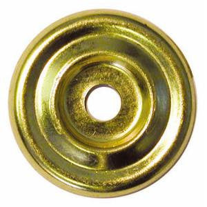 1050 brass backplate - ABC Ironmongery