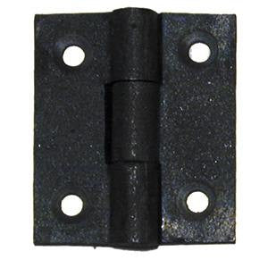 Cast iron butt hinge - ABC Ironmongery