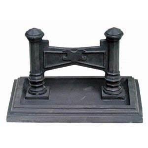 Boot scraper in cast iron - ABC Ironmongery