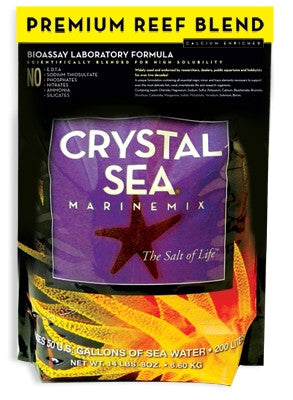 Crystal Sea Bioassay (Case)