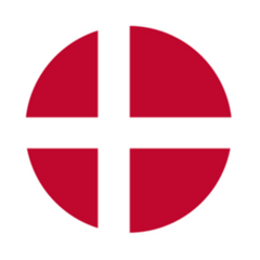 Popsocket Danish Flag