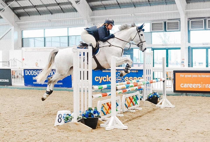 What is Para-Showjumping?