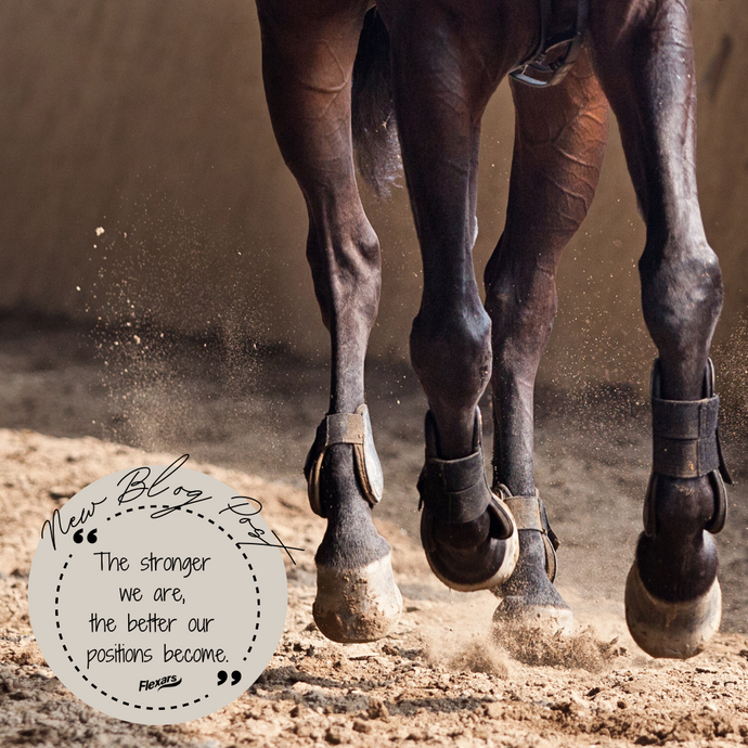 5 Key Strength Exercises for Horse Riders