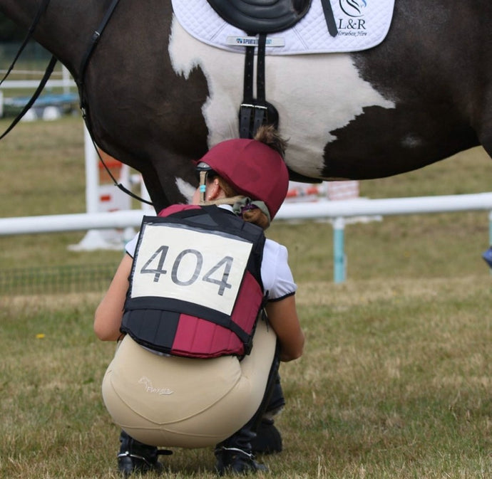 How to get into British Eventing