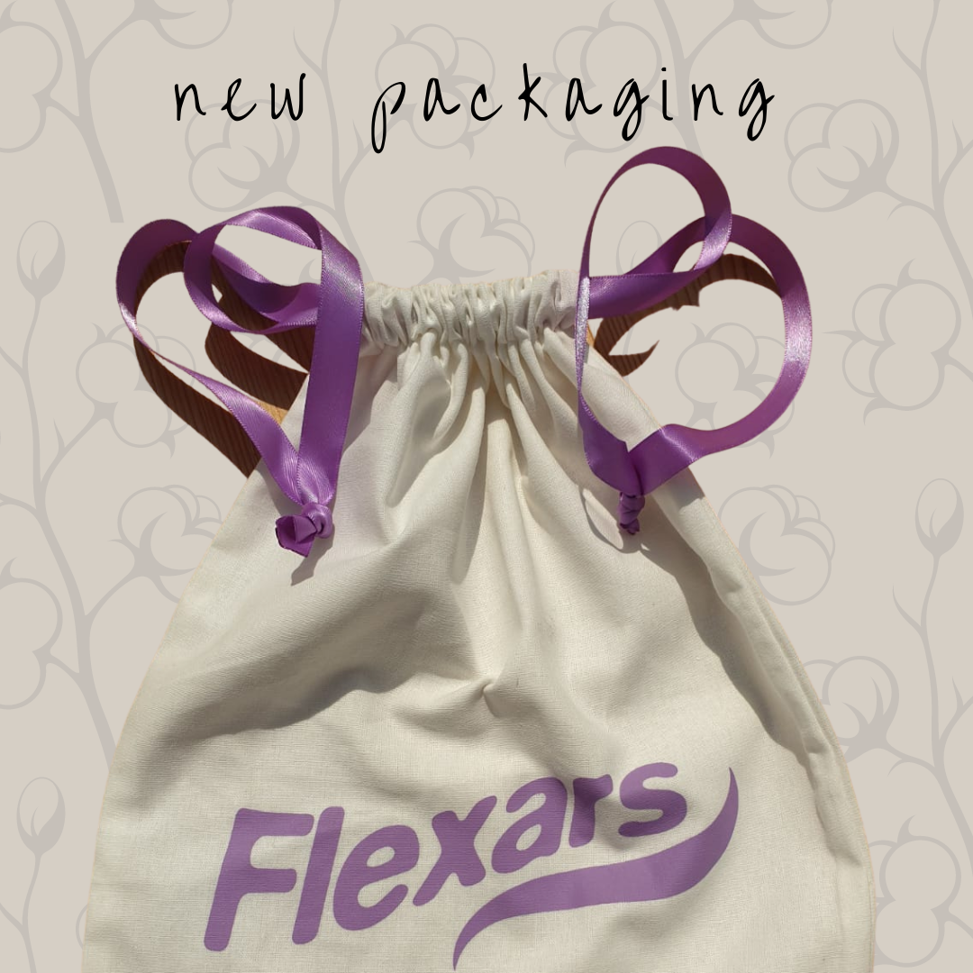 Flexars eco-friendly mailing bag.