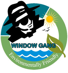 Window Gang is an Environmentally Friendly Company