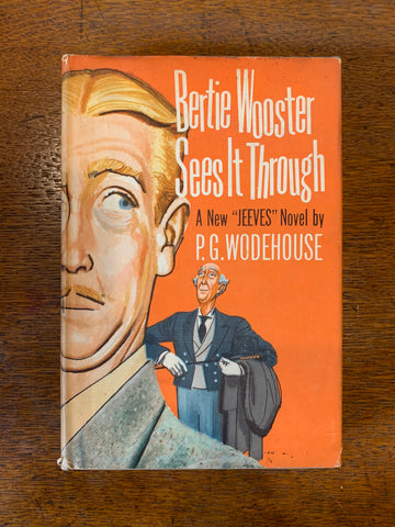 Bertie Wooster Sees It Through - SOLD
