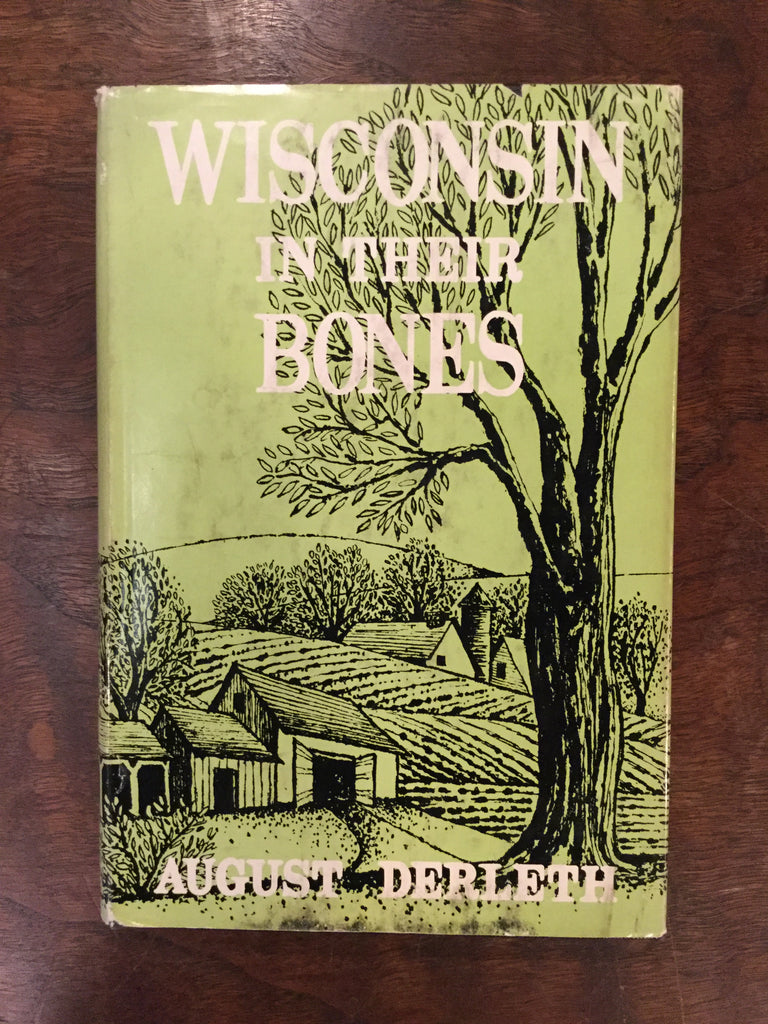 Wisconsin In Their Bones *SOLD*