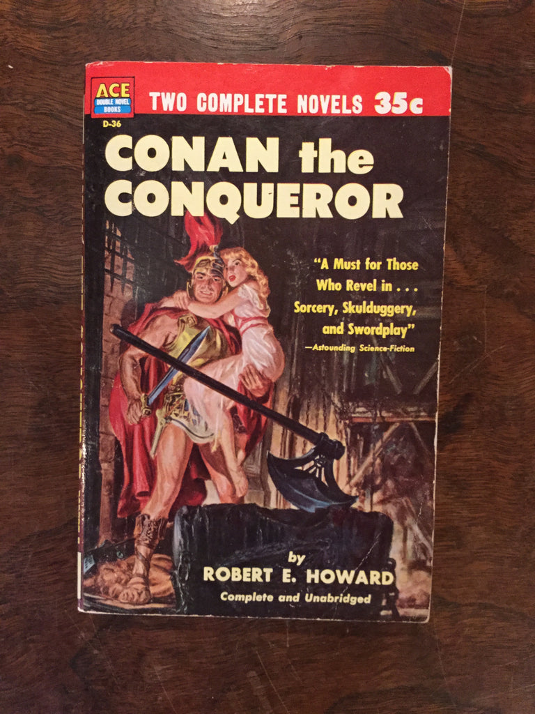 Conan the Conqueror / The Sword of Rhiannon
