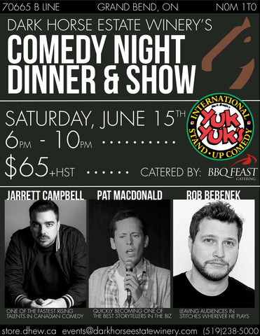 Father's Day- Comedy Night Dinner & Show