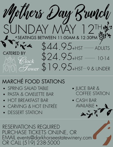 Mother's Day Brunch (Age 10-14)