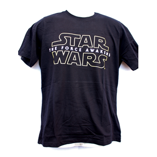 Star Wars The Force Awakens Official T-Shirt - Julespire Movie Memorabilia
