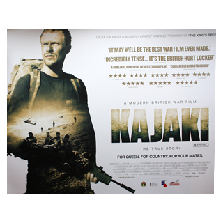 Kajaki - Original Quad Film Poster - Julespire Movie Memorabilia