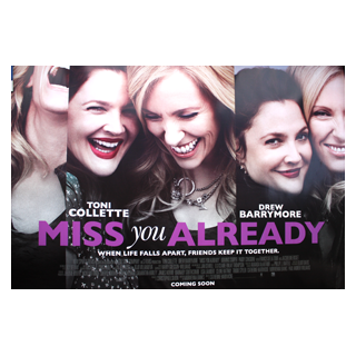 Miss You Already - Original Quad Film Poster #1 - Julespire Movie Memorabilia