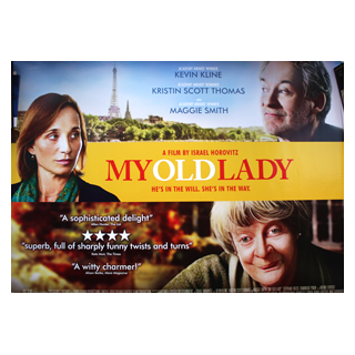 My Old Lady - Original Quad Poster