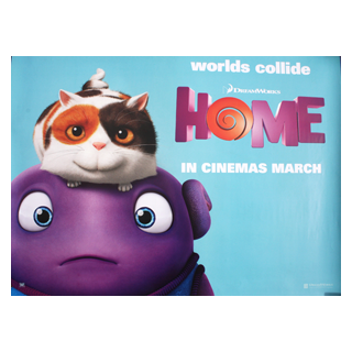 Home - Original Quad Film Poster