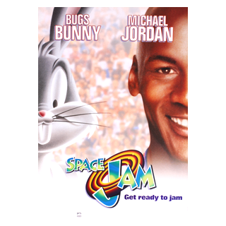 Space Jam - Movie Programme
