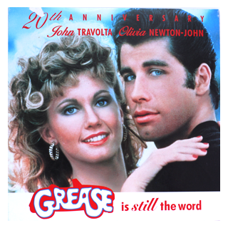 Grease - 20th Anniversary Video Release (1998) Promotional Pack