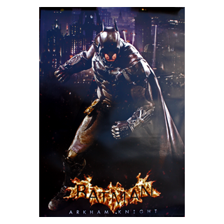 Batman: Arkham Knight Poster Reprint - Julespire Movie Memorabilia