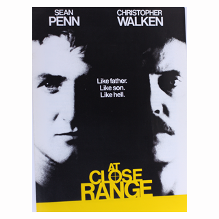 At Close Range - Movie Programme & Press Screening Ticket