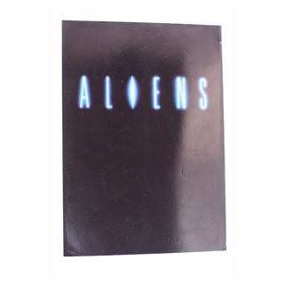 Aliens - Movie Programme