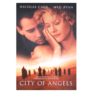City of Angels - Movie Programme