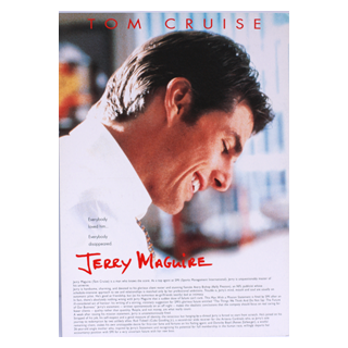 Jerry Maguire - Movie Programme