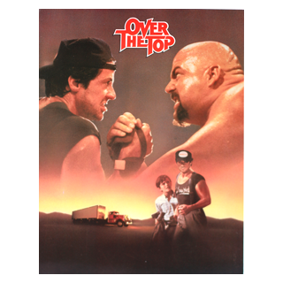 Over the Top - Movie Programme