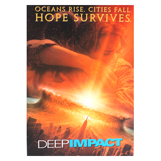 Deep Impact - Movie Programme