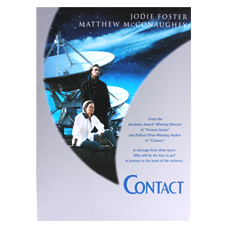 Contact - Movie Programme