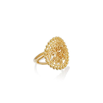 True Colors Ring • Gold Vermeil