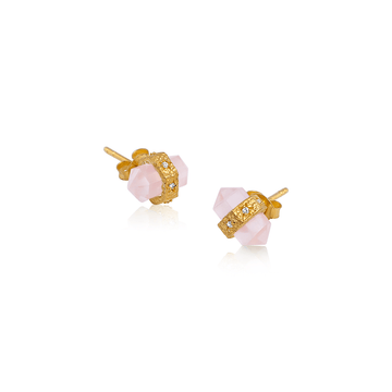 Shoot for The Moon • Stud Earrings