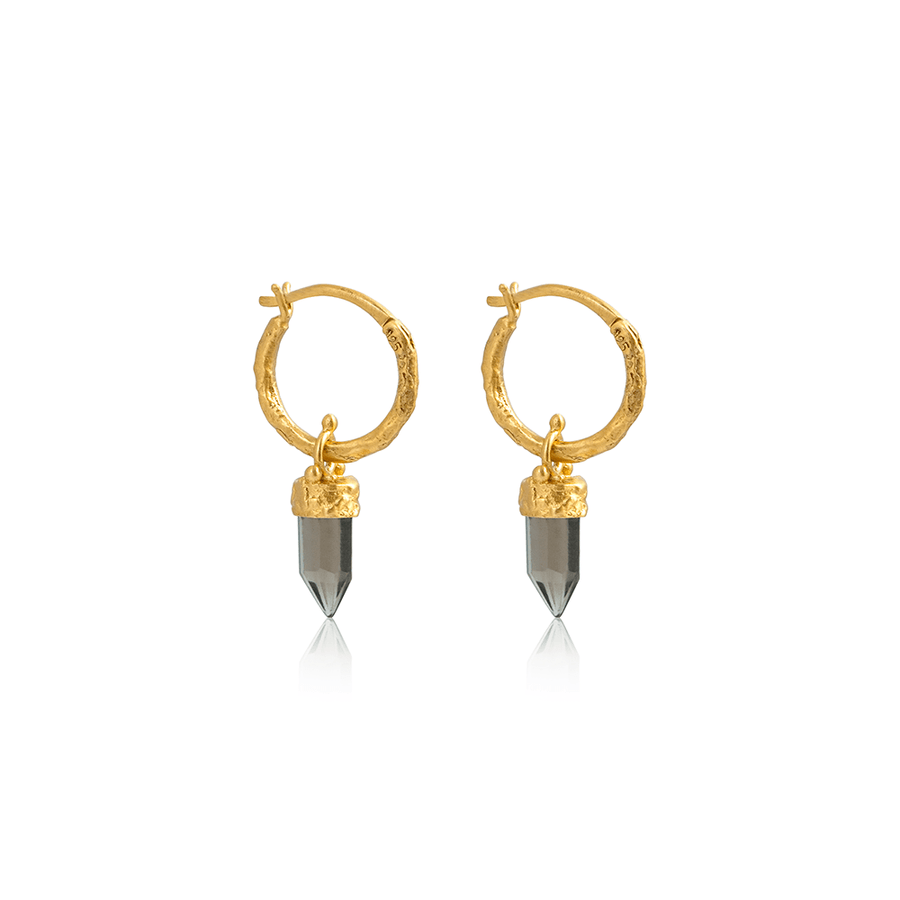 Gentle Warrior • Earrings