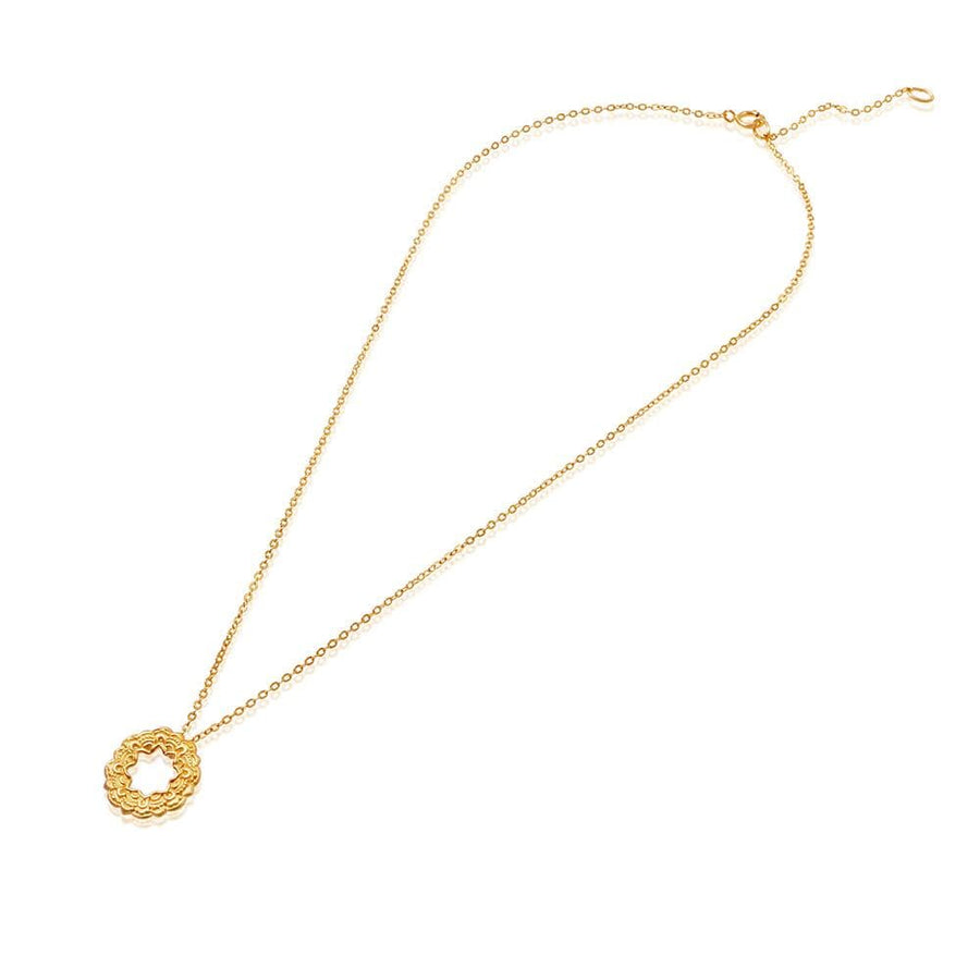 Your life is now necklace • Gold