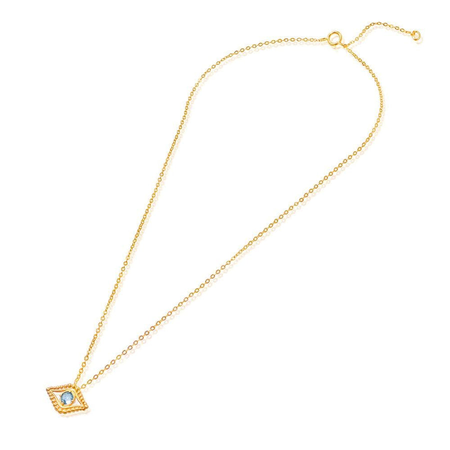 I see you necklace • Gold