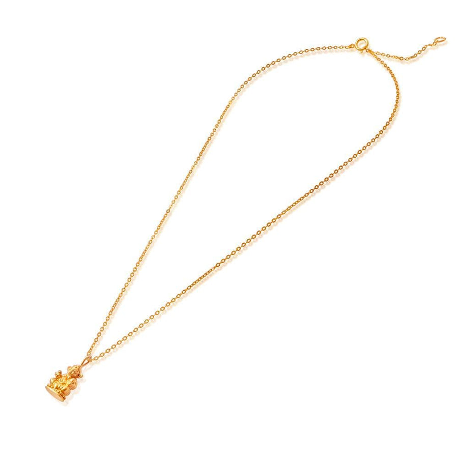 Guidance necklace • Gold