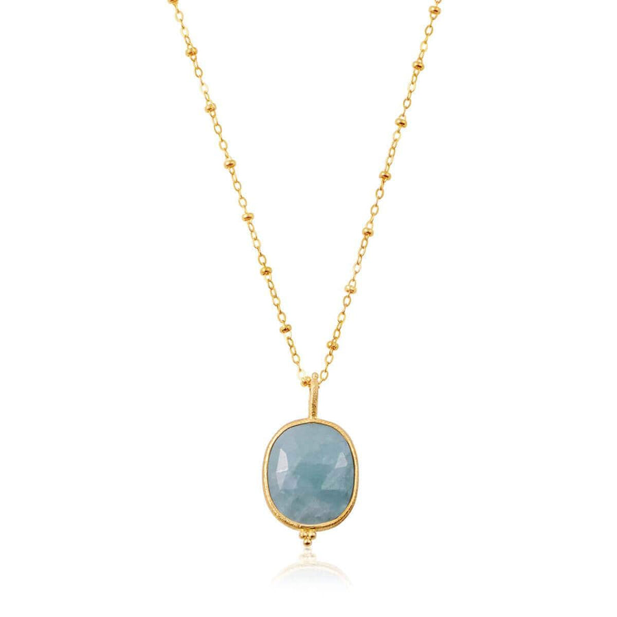 The power of intuition necklace - gold