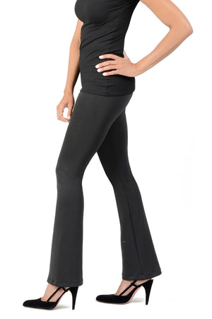 """Silky"" Flare Pants"