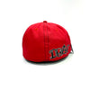 OG Red Logo Fitted Hat