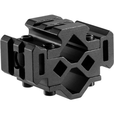 Barska Optics - Double Barrel  Mount - Rifle, 2 Sections, Tri- Rail